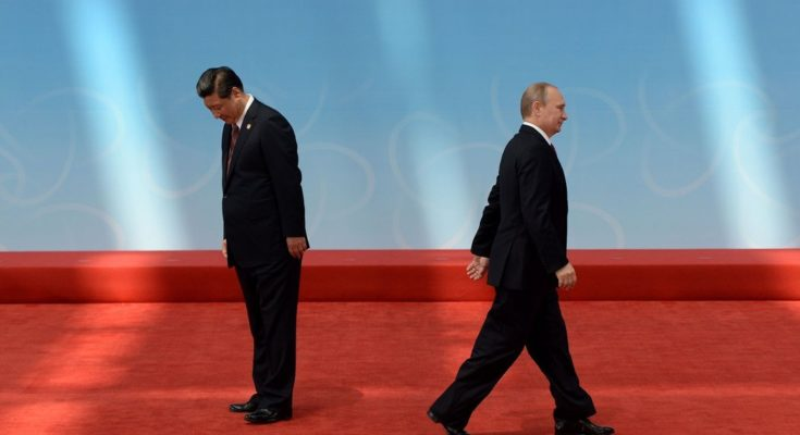 """""""The resurgence of Russia's global imperial reach, in Eastern Europe and especially in Syria and the Middle East, is much more formidable than China's"""" (Photo: Mark Rolston)"""